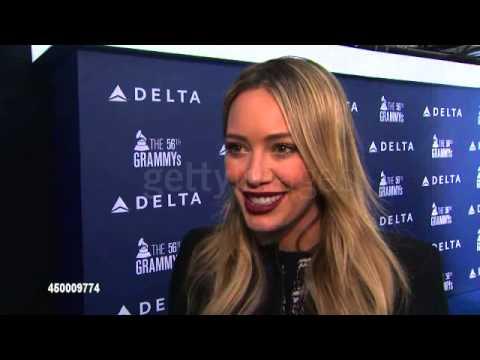 Hilary Duff kaytranada