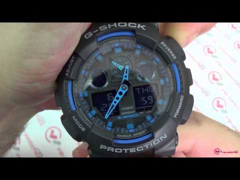 Casio - G-Shock GA-100-1A2ER