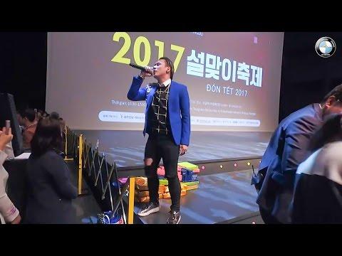 Ca Sỹ Khánh Phương 2017 Liu Diễn Tại Hàn Quốc Khán Gỉa Cuồng Nhiệt Náo Loạn Cả Sân Khấu