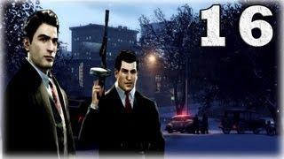 Mafia 2. Серия 16 - О том, как Джо задницу надрали.