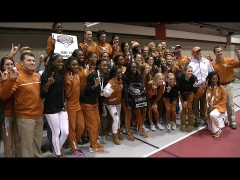 Track and Field highlights: Big 12 Indoor Championships -- Day 2 [March 1, 2014]
