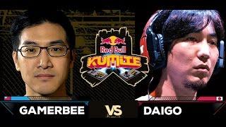 Red Bull Kumite 2016 : Gamerbee vs. Daigo - Losers Round 2
