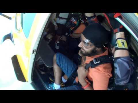 Skydive Dubai - Raman Singh Pahwa - 22nd January 2014