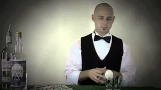 The Egg Trick: Egg Shot Glass Bar Trick | BarsandBartending.com