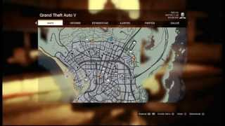 GTA V Ubicación De Furgoneta De Medicamentos Trevor / GTA
