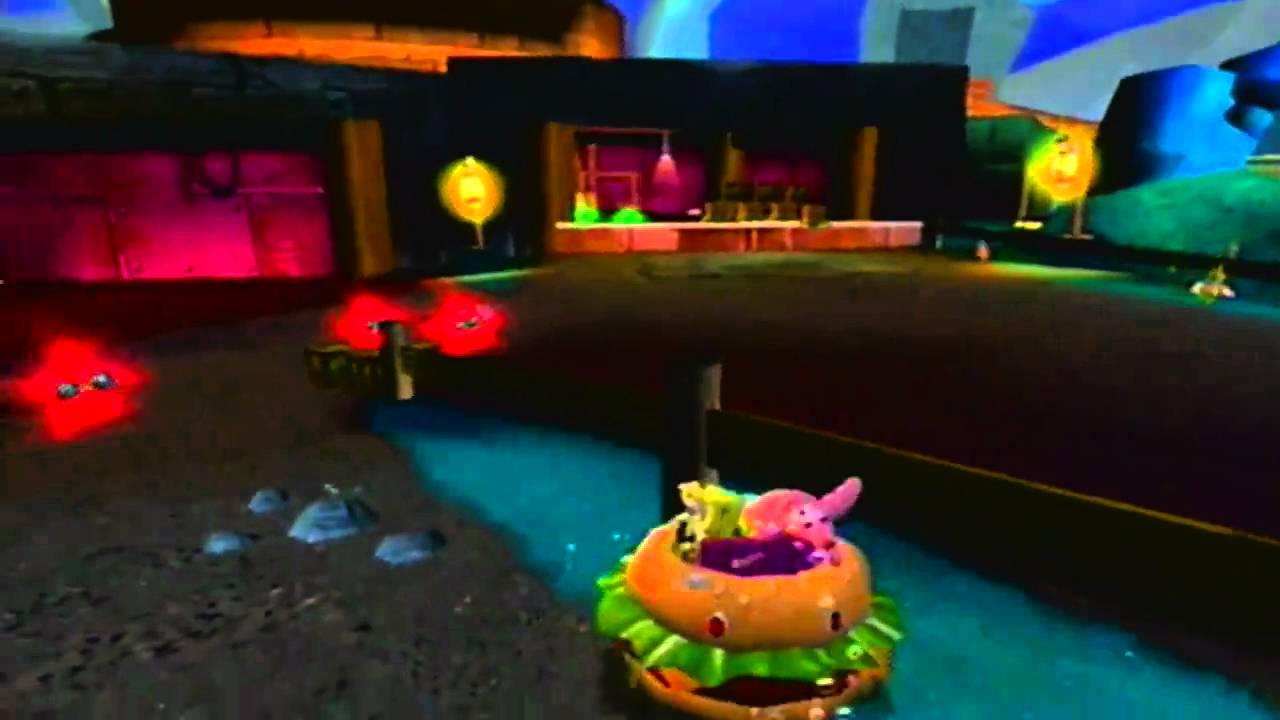 The spongebob squarepants movie game cube part 7 youtube