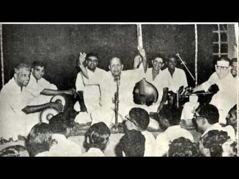 Palghat Mani Iyer - Tribute to Chembai