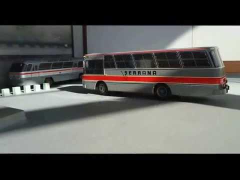 Ônibus antigo da Viação Serrana / Petrópolis RJ