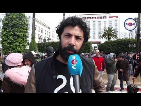 الذكرى السادسة.. حركة 20 فبراير تخرج إلى شوارع الرباط