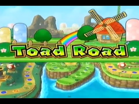 Mario Party 9: Toad Road, A nice little playthrough of Toad Road
