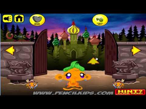 Hướng dẫn chơi game Chú khỉ buồn 15
