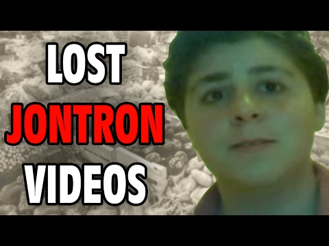 The Missing Jontron Videos - Internet Mysteries - GFM (Jon Jafari's Lost Episodes)