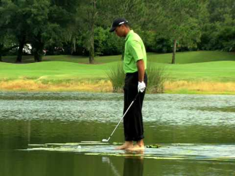 Tiger Woods 09  Walk on Water  YouTube