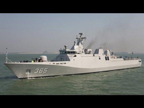 Việt Nam mua 2 chiến hạm của Hòa Lan