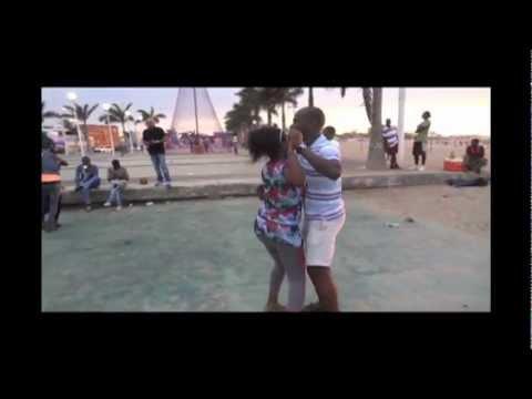 Matias Damasio Kwanza Burro - Kizomba - Semba Na Rua Luanda Angola