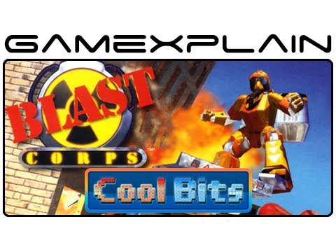 Cool Bits - Blast Corps' Shockingly Accurate Planet Orbits