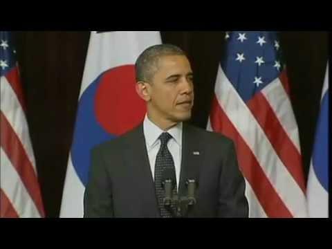 Obama warns North Korea, Iran on nuclear ambitions