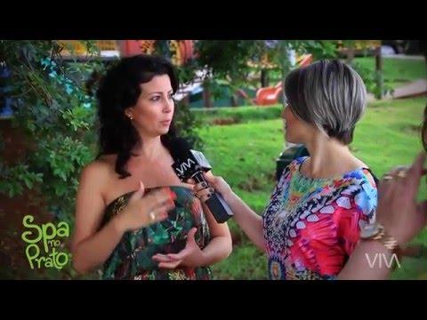Emagrecimento em qualquer idade com Spa no Prato - VIVA com Vanice Fiorentin