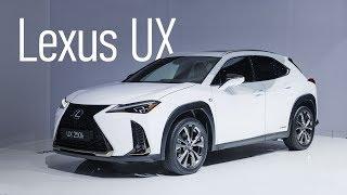 Ух ты, UX: когда ждать новый компакт-кроссовер Lexus и зачем вариатору шестерни первой передачи?. Тесты АвтоРЕВЮ.