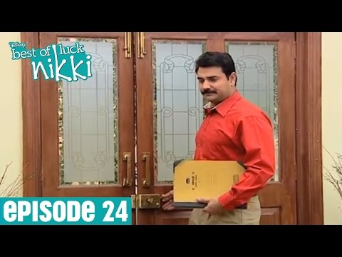 Best Of Luck Nikki - Season 1 - Episode 24 - Disney India (Official)