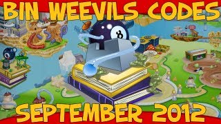 Bin Weevils Mulch, Item, XP, Dosh And Seed Codes