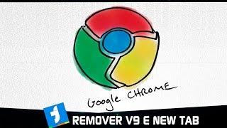 Como Remover O Site V9 E A New Tab Do Google Chorme