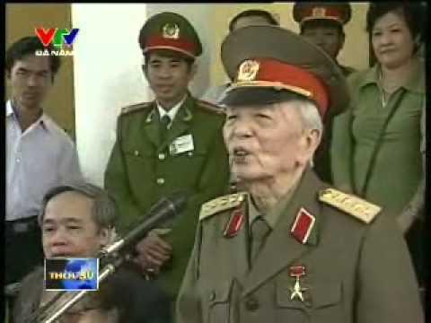 Đại tướng Võ Nguyên Giáp và chuyến thăm quê nhà cuối cùng