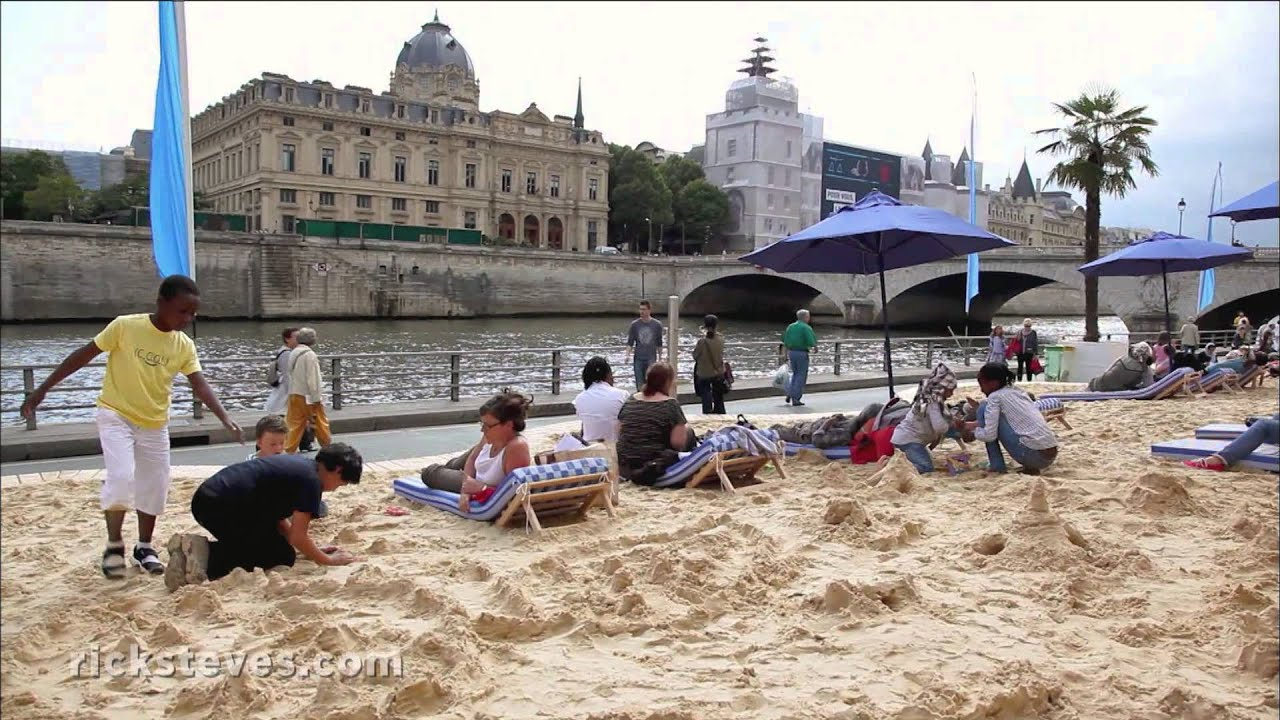 Paris, France: An Urban Playground - YouTube