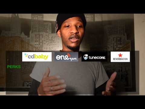 Digital Distribution: CDBaby vs OneRPM vs TuneCore vs Reverbnation