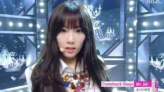 Girls' Generation - Mr. Mr., 소녀시대 - 미스터 미스터, Music Core 20140308