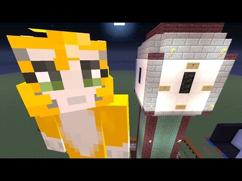 Minecraft Xbox - Building Time - New Year Party {15}