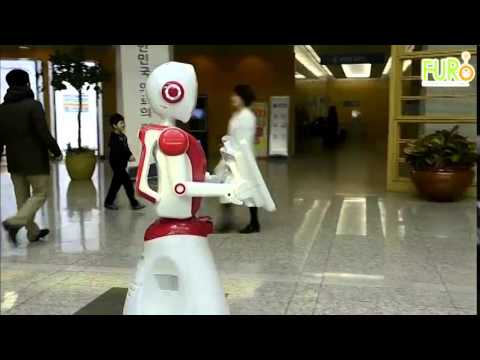 Future Robot at Hospital Asan