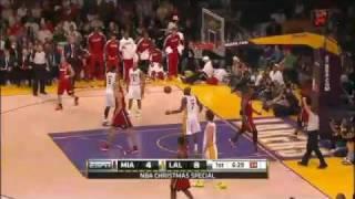 Best NBA Dunks  2010-2011