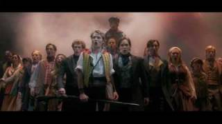 Les Miserables - Queen's Theatre Trailer (2010)