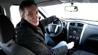Примеряем на себя. Datsun On-DO. Тесты АвтоРЕВЮ.