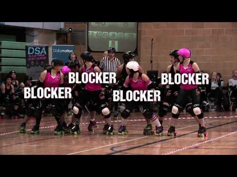 Roller Derby Till I Die - Title Sequence