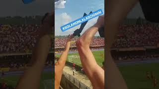 Benevento-Inter, il viaggio dei tifosi