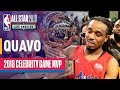 Quavo s MVP Performance In The 2018 Celebrity All Star Game Presented by Ruffles