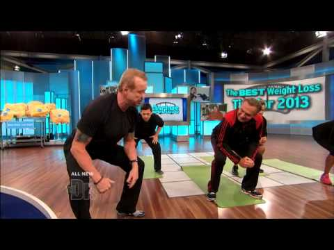 DDPTv DDP Yoga on The Doctors