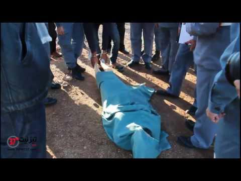 تمثيل جريمة قتل الكساب «باسو»