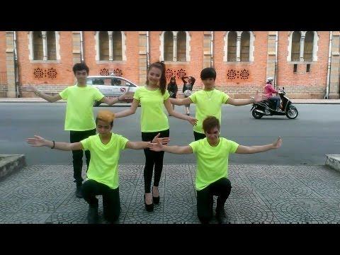 đoàn The Wings - Hãy mỉm cười - Anh Thúy (Nam Quang 8.9.2013