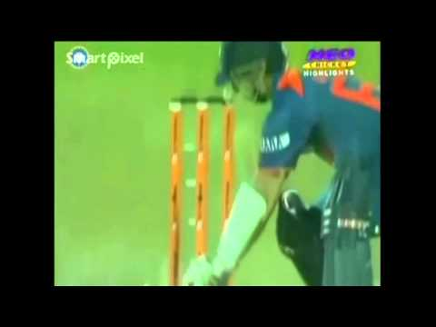 Top 10 funny indian cricket moments