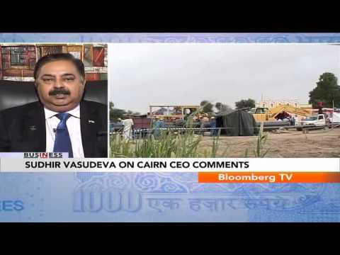 In Business - Cairn & ONGC's Interests Are Aligned: Sudhir Vasudeva