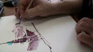 Cele mai curioase tehnici de pictură