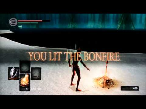 Dark Souls Infinite Soul Glitch (Post Patch 1.05 Walkthrough) PART 2