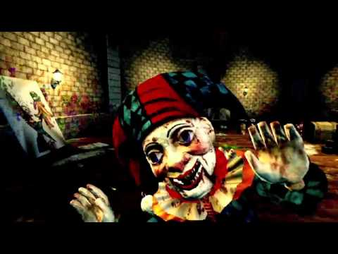 Rise of Nightmares - Welcome to the Nightmare (Xbox 360, Kinect)
