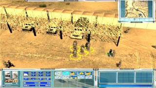 Emergency 4/911 First Responders US Army Mod First