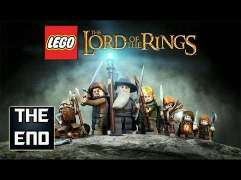 LEGO: The Lord of the Rings - The End