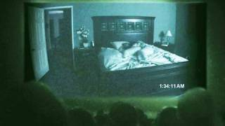 """Paranormal Activity"" Official Trailer [HQ HD]"