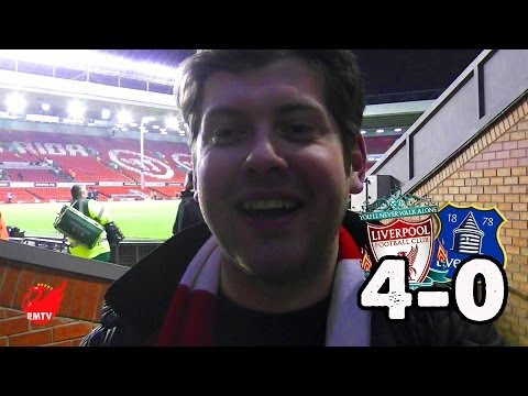 Liverpool 4-0 Everton: SAS Demolish The Blues (Uncensored Match Reaction Show)